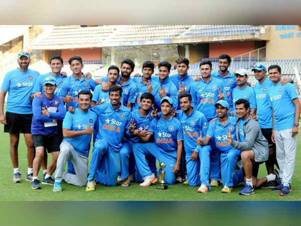 High expectations on Indian team