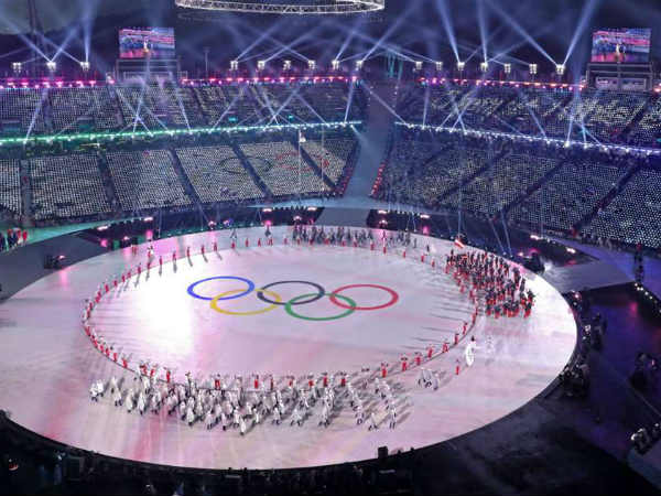 Winter Olympics 2018: A united Korea lights up Pyeongchang's opening ceremony