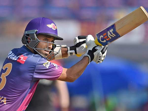 Rahane Appoints As Captain Rajasthan Royals Team