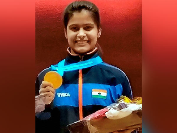 Double gold for Manu Bhaker