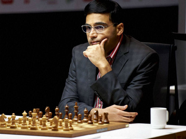 Anand dominates