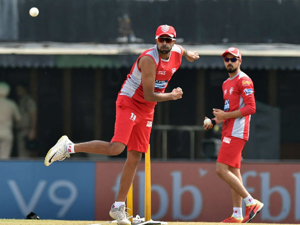 Test for Ashwin as captain in the IPL