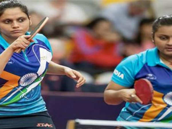 First win for India in the table tennis