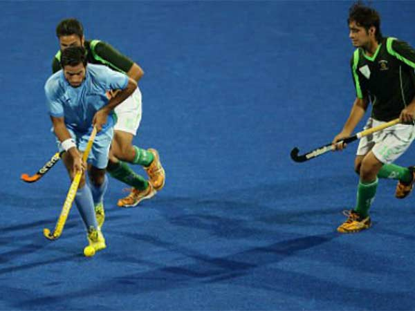 Indian - Pakistan draw in CWG hockey