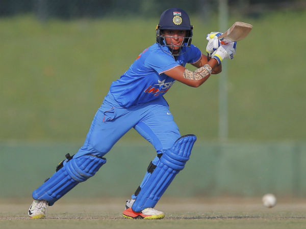 Indian Team Announced Womens Asia Cup