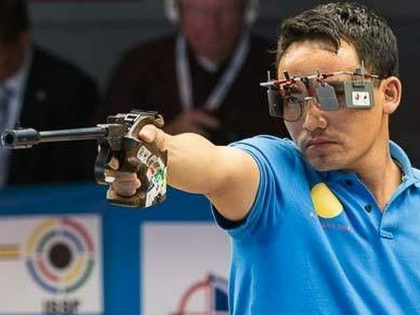 CWG games : Jitu Rai wins gold, Om Mitharval gets bronze in 10m Air Pistol