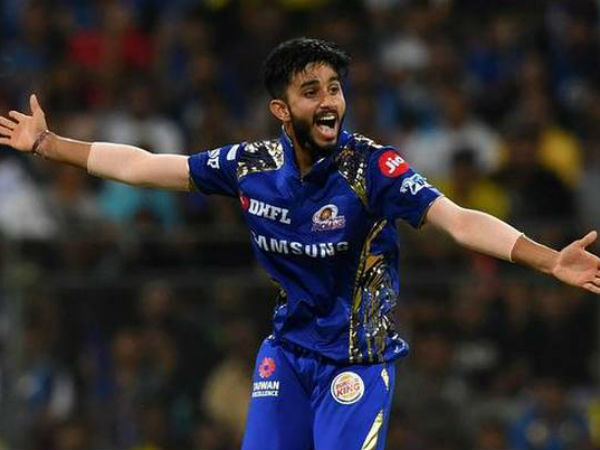 Mayank Markande became famous in the instagram after his IPL success