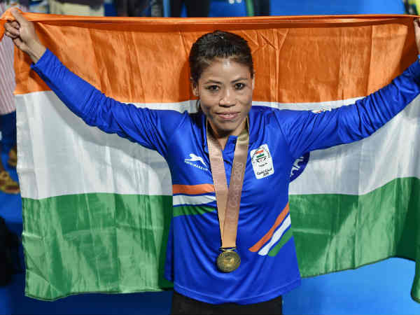 Mary Kom Be The Flag Bearer The Cwg Closing Ceremony