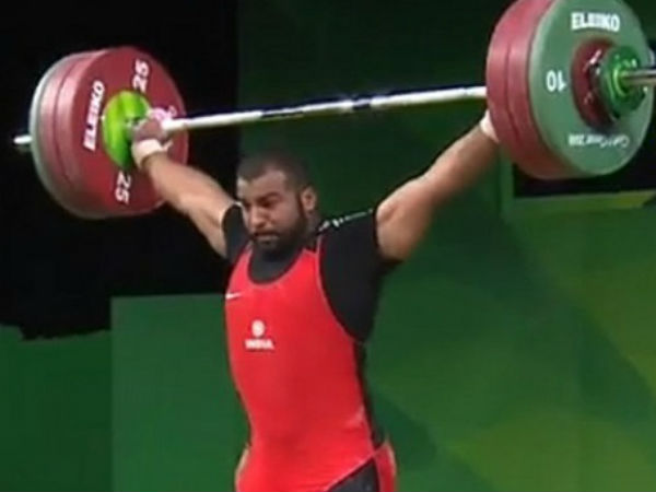 Indian weightlifter Pradeepsingh wins silver medal at commonwealth games
