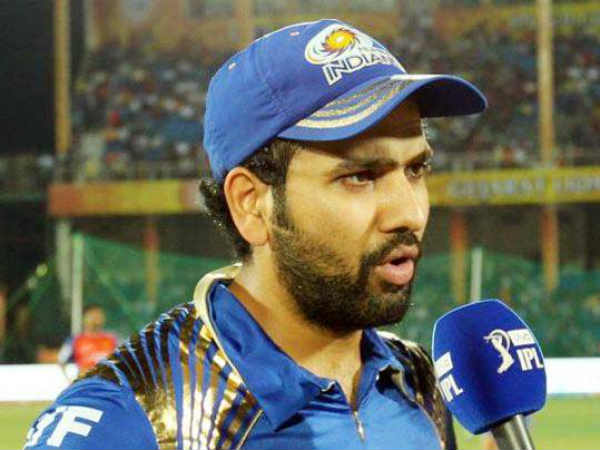 Rohit assured crowd to win IPL title again