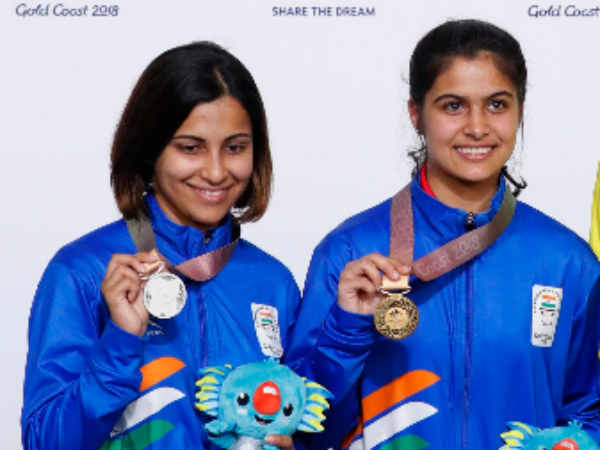 Three more medals from shooting in the CWG
