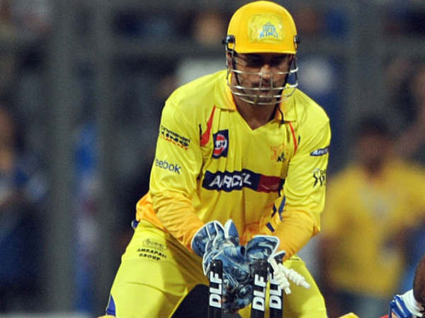 New record for Dhoni in the IPL