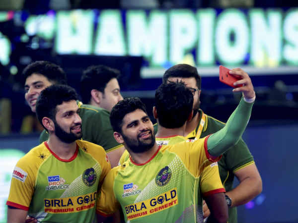 Pro Kabaddi League Auction Completed