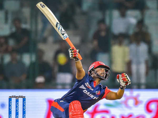 Ipl 2018 Rishabh Pant S Creates Five New Records Yesterday