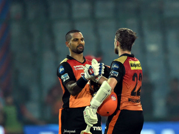 Ipl 2018 Srh Replied Kohli S Sarcastic Interview Yesterday Match Against Dd