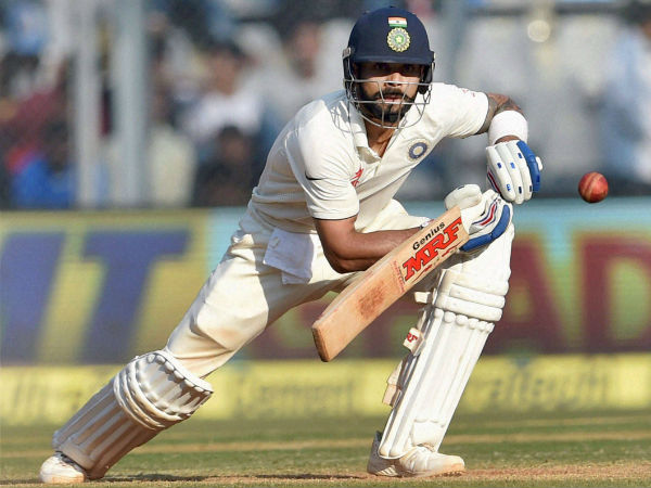 India regained top position in ICC test listing