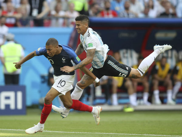 France Meet Argentina The First Knock Match Fifa World Cup
