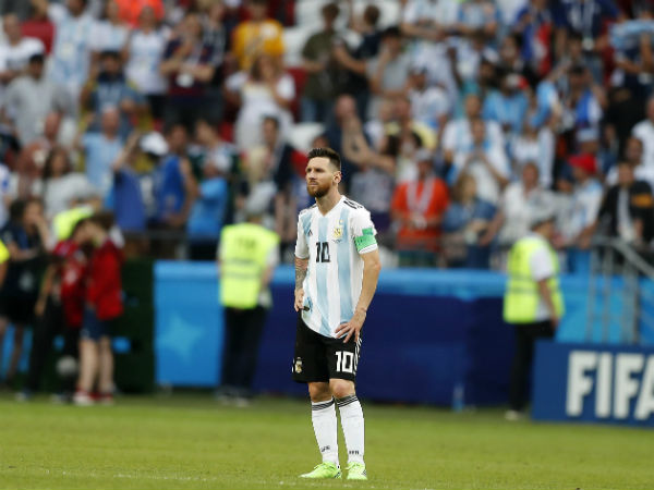Argentina Faced Most Humiliating Defeat The Fifa World Cup