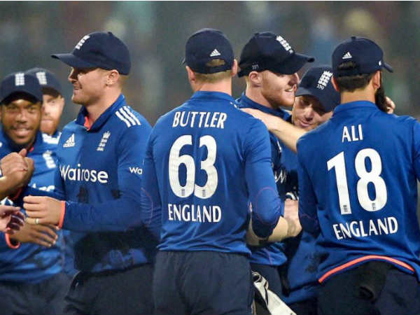 England win against Australia in First ODI