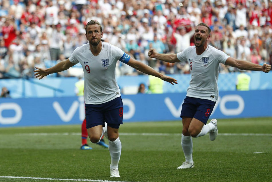 England wins against panama and enters next round in the fifa world cup