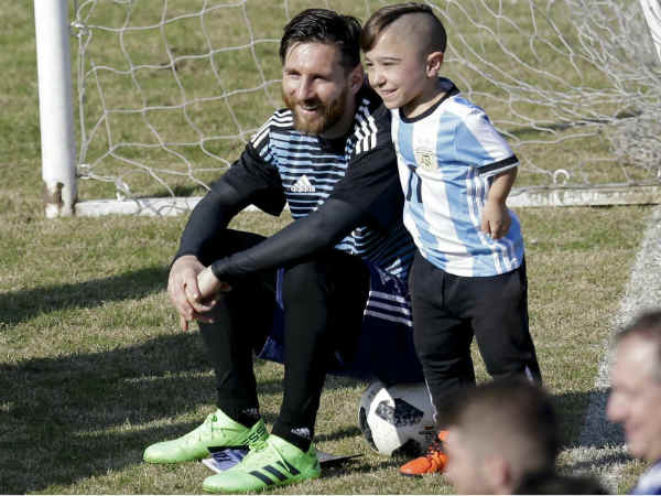 With Messi in the team will argentina sail through in the fifa world cup