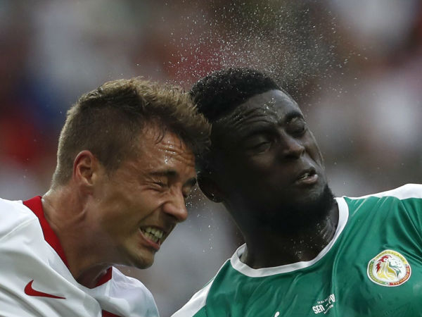 Senegal Outclassed Poland The Fifa World Cup