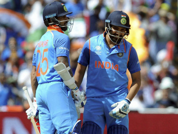 Rohit Dhawan Pair Emerges Second Best Partnership