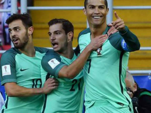 Portugal banks of ronaldo in the fifa world cup