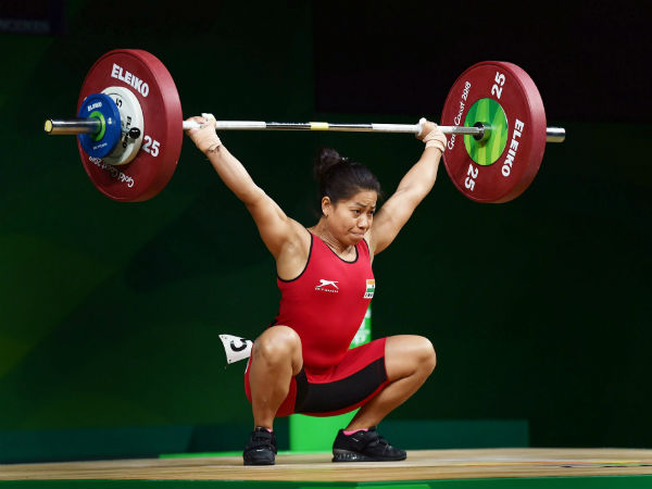 Sanjita chanu test positive in dope test