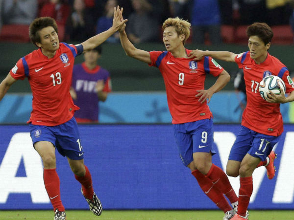 South korea may give problem to other teams in the fifa world cup