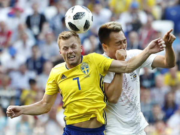Sweden Beats South Korea The Fifa World Cup