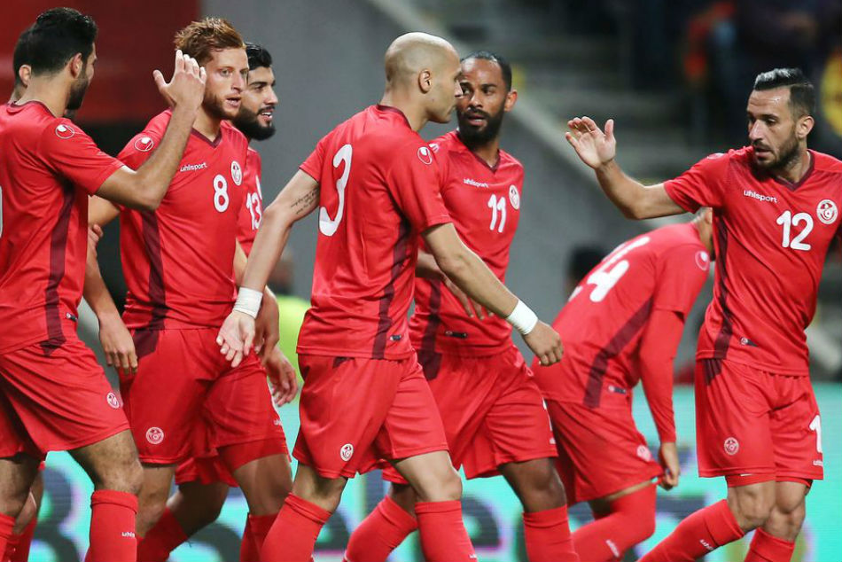 Tough fight for Tunisia in the fifa world cup
