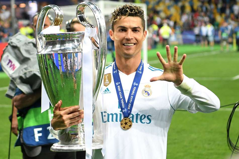 Ronaldo moves to juventus from real madrid