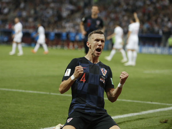 Croatia Enters Finals The First Time To Meet France
