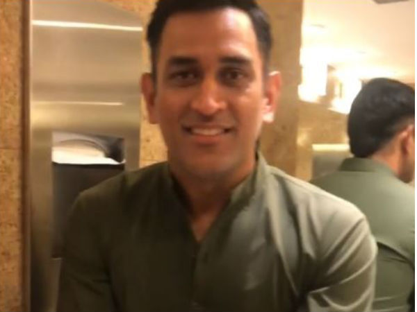 Dhoni Chat With Single Rahul Vaidya Goes Viral