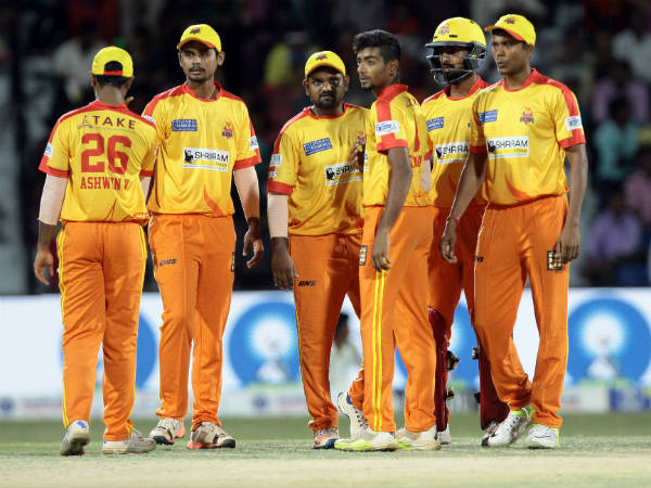 Dindigul dragons to meet ruby trichy warriors in the first match of TNPL