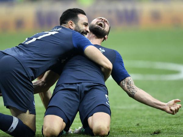 FIFA WORLD CUP FINAL: Frances tastes the sweetness of the cup after 20 years