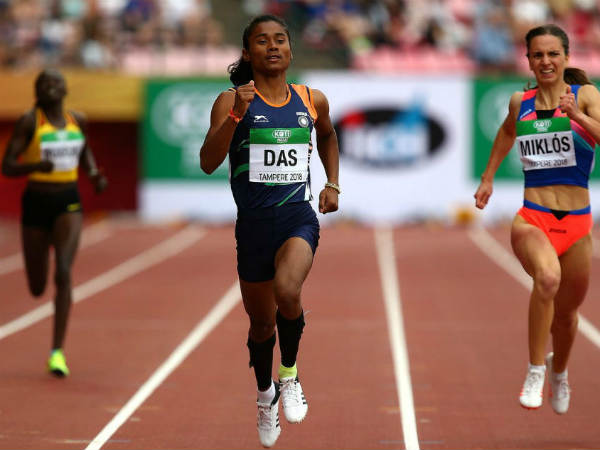 Hima das scripts history by winning gold