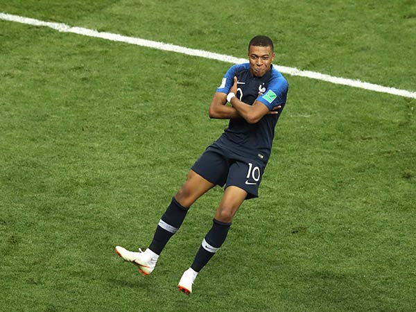 Mbappe Donates His Earning Charity
