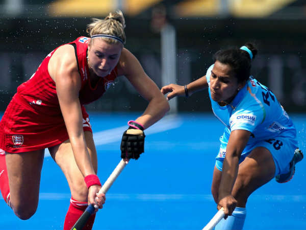 india to face ireland in the women hockey world cup