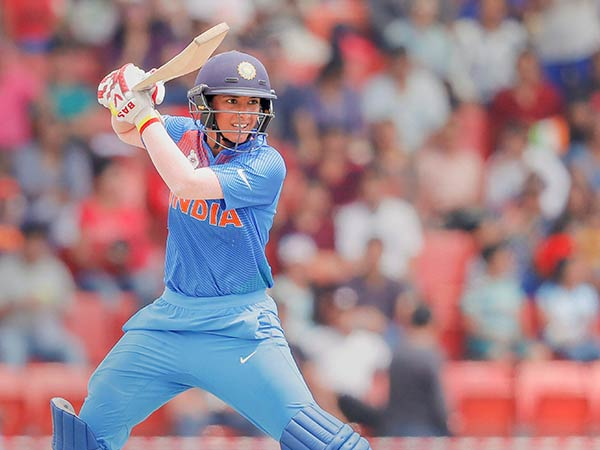 smriti mandhana shared the fastest fifty in women t-20