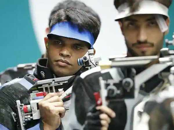 Asian Games 2018 Deepak Kumar Wins Silver Men S 10m Air Rifle