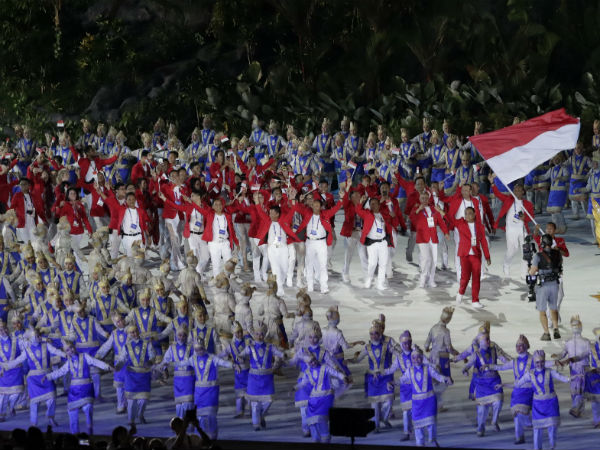 asian games ceremony filled with spectacular visuals every second