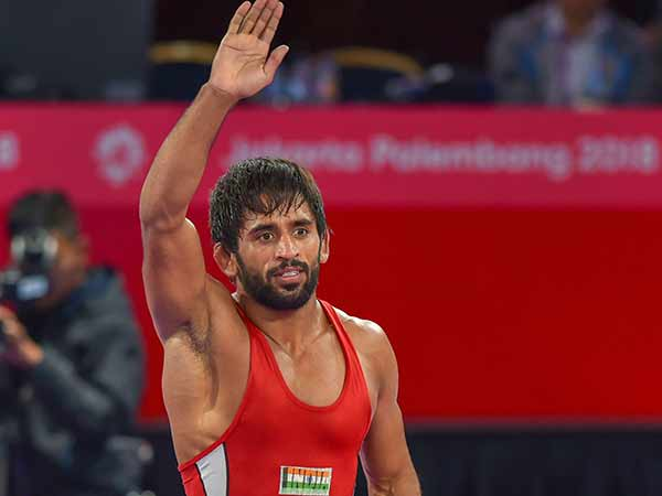 Bajrang Punia won gold and India got its first gold in Asian games 2018