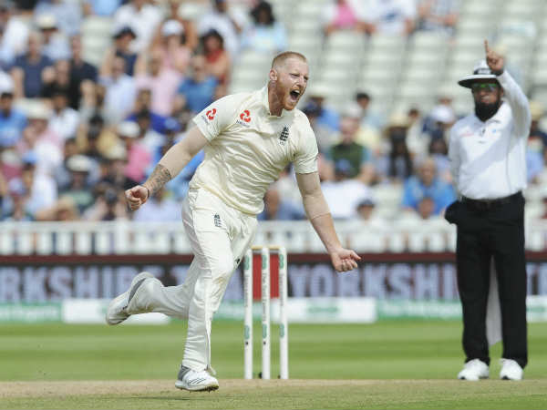 ben stokes appearing in the court for a trial on affray charges
