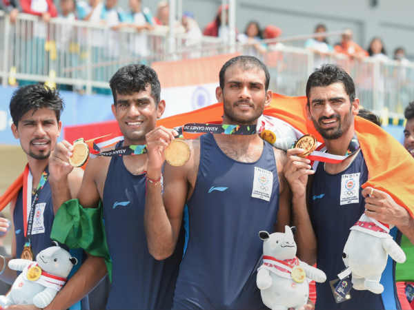 Asian Games 2018 India Got First Gold Rowing