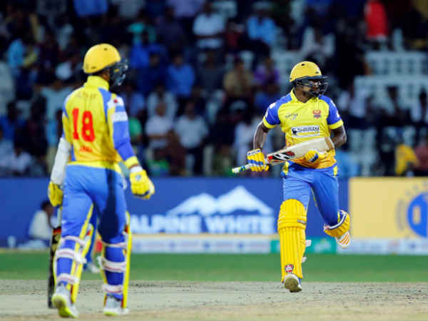 Dindugul Dragons Enters The Finals Tnpl
