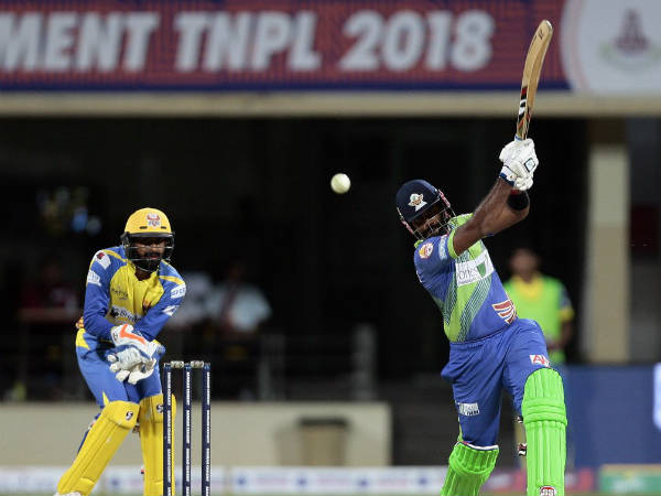 Dindigul dragons enters the play off of tnpl