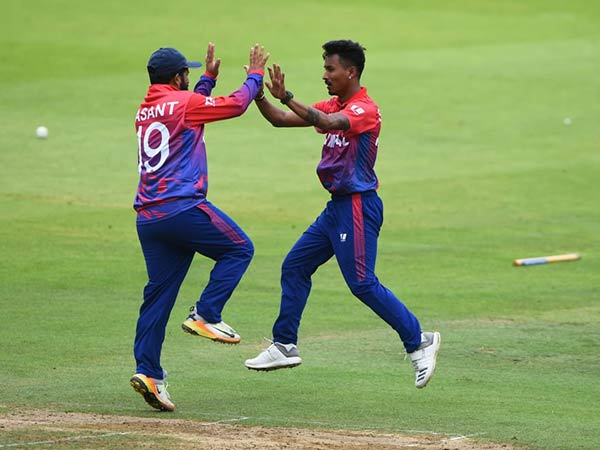 first odi win for nepal