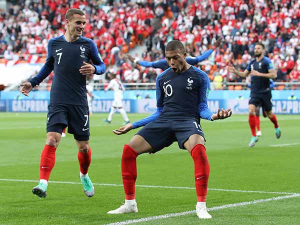 France moved to number 1 position in the fifa world ranking